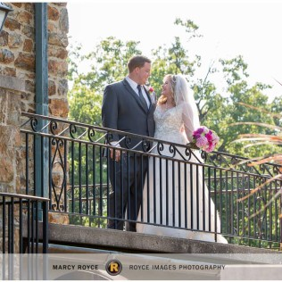 Aimee & Steve Bruce Wedding - York PA Wedding Photographer - Country Club of York